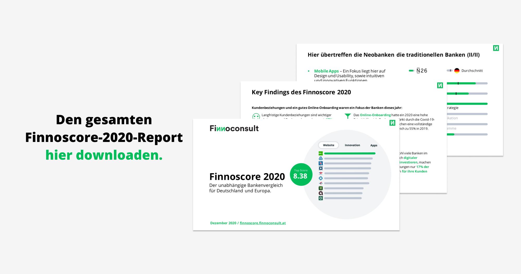 Finnoscore PDF Report