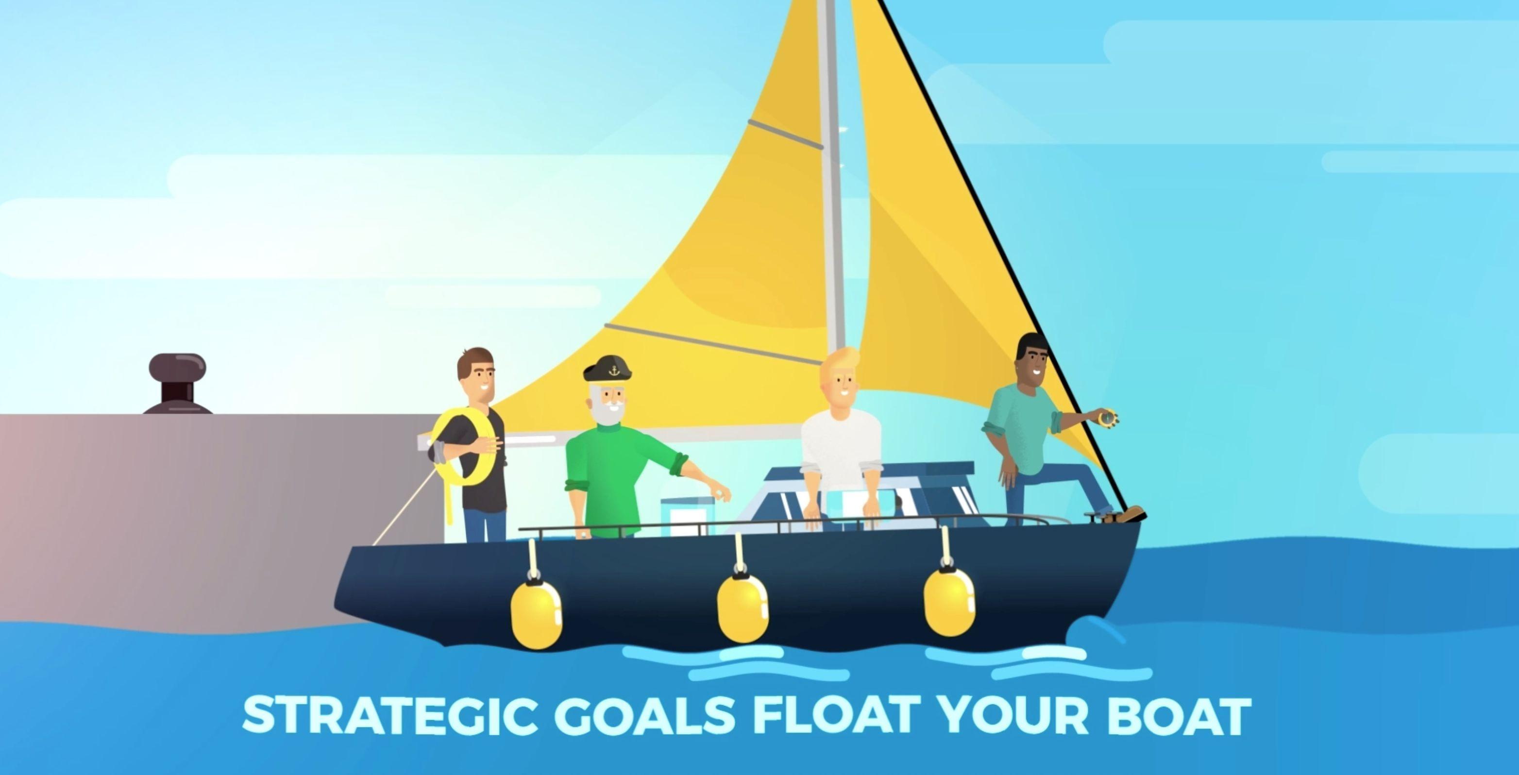 strategic goals header